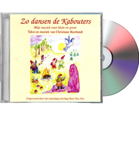 CD Zo dansen de Kabouters (version néerlandophone)