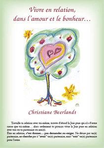 Vivre en relation, dans l'amour et le bonheur (Franstalige versie)
